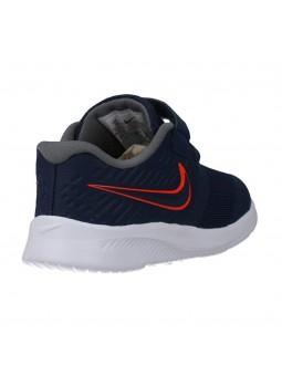Scarpe Sportive Nike Star Runner 2 (Tdv) Bambino Marine at1803405-marine
