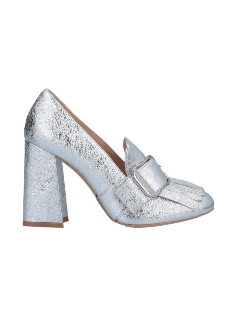 Scarpe Con Tacco Liu Jo Donna Silver Made in Italy s18121p0308-silver