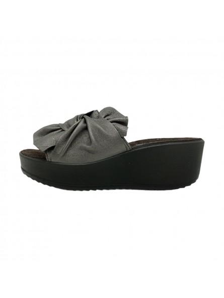 Ciabatte Imac Donna Coal-Black Confort Made in Italy 308180-coal-black
