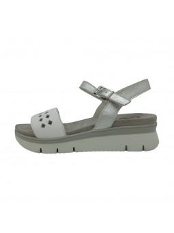 Sandali Imac Donna White-Grey Confort Made in Italy 509191-white-grey