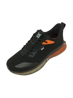 Scarpe Sportive Xti Uomo Nero Confort 43473-nero