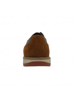 Scarpe Basse Xti Uomo Marrone Confort 43177-marrone