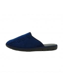Pantofole Inblu Uomo Blu Confort 91000017-blu