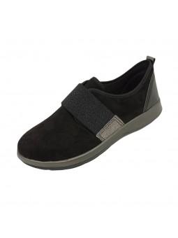 Pantofole Inblu Donna Nero Confort wg000008-nero